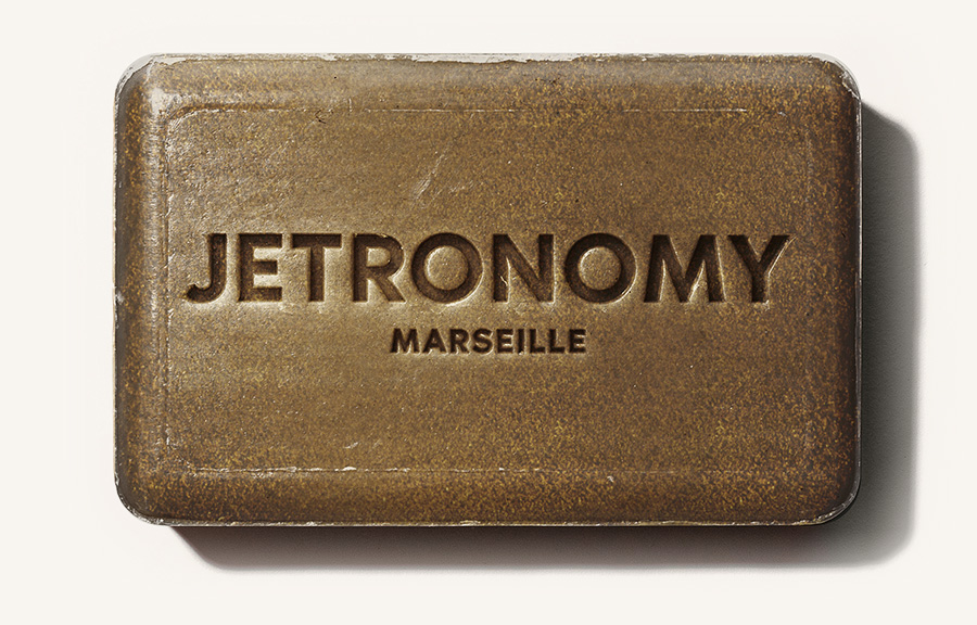 Savon de Marseille 100% naturel au cannabis guarana - Jetronomy