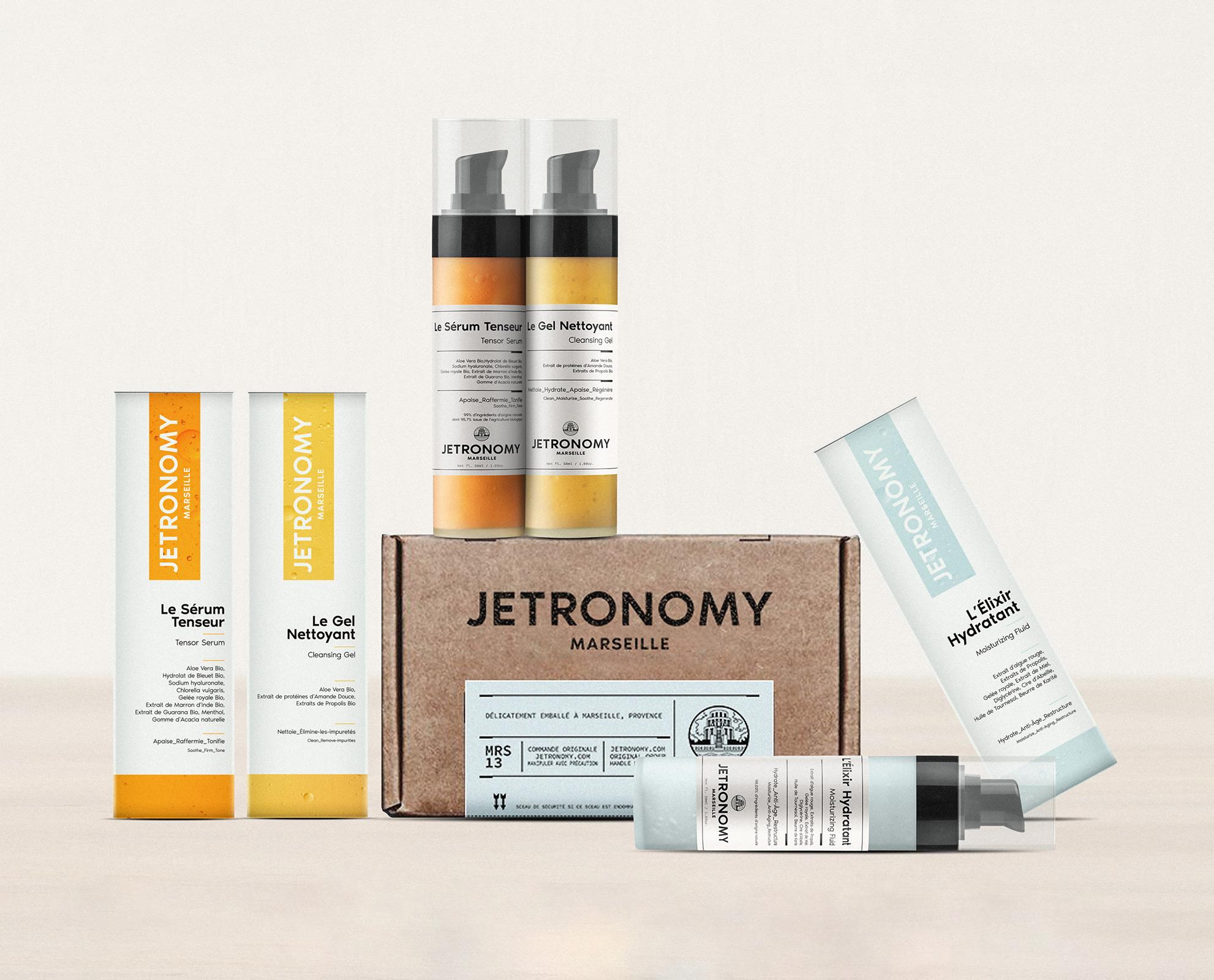 routine jetronomy soins naturels cosmetique bio